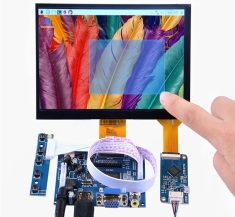 7 Inch 1024x600 Capacitive Touch Screen DIY Kit [104060007]